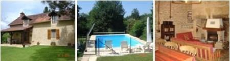location gîte dordogne périgord piscine